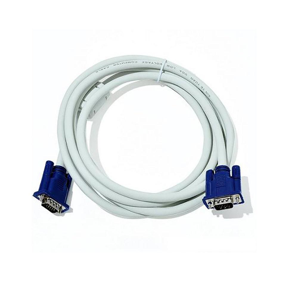 Câble d'ordinateur VGA Moniteur 15 Broches / 3m