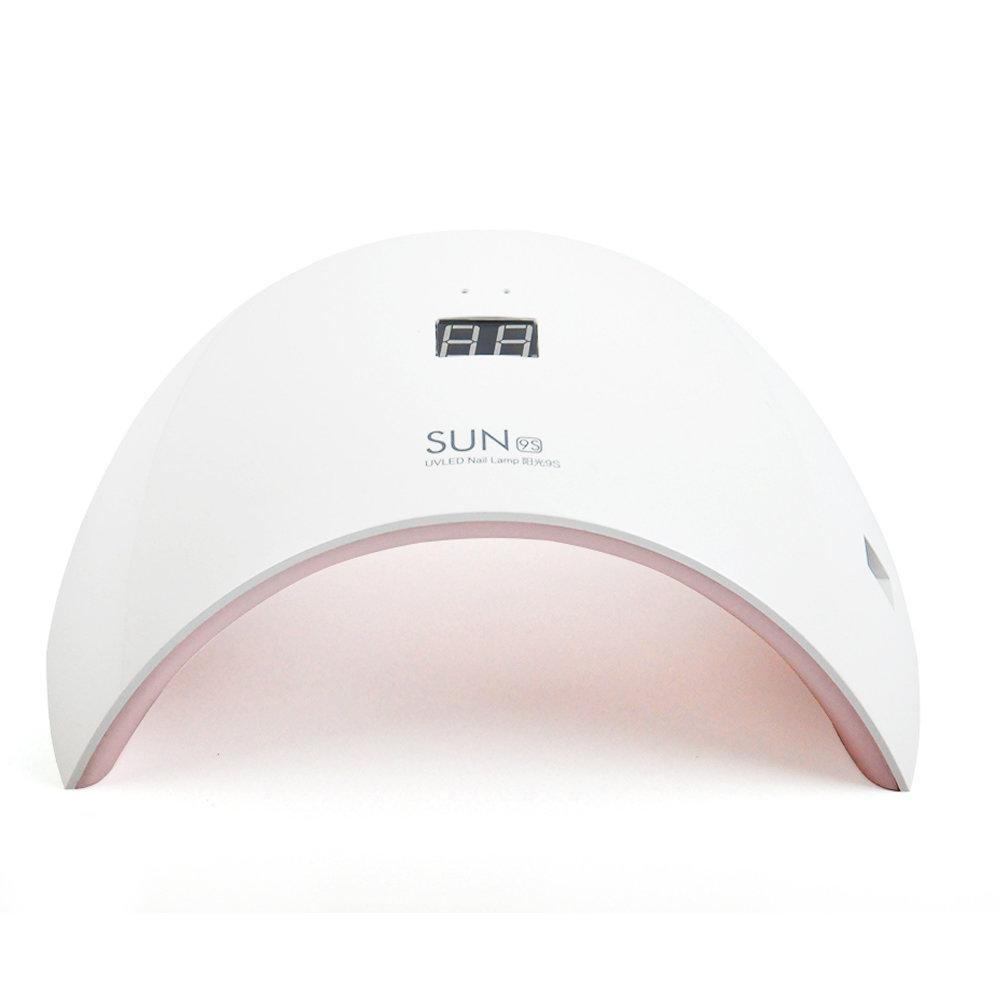 Sèche Ongles SUN 9S pour Gel à Ongles avec Lampe UV