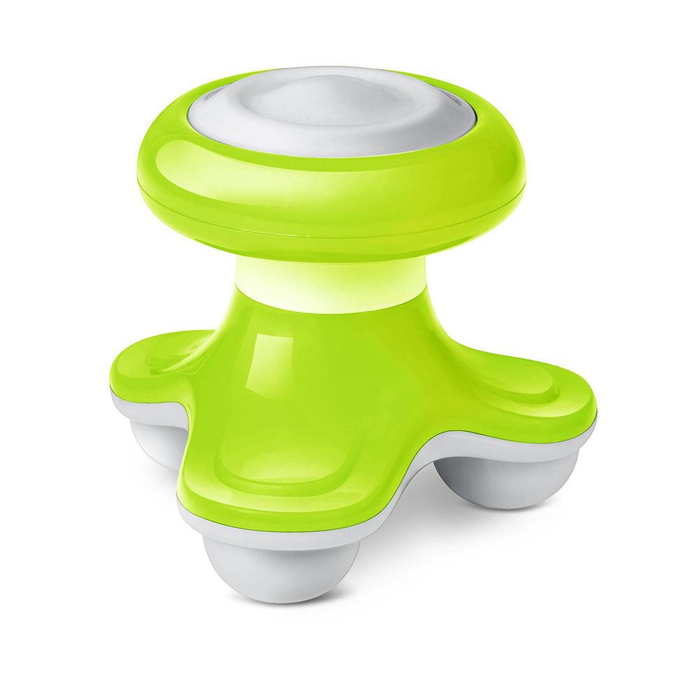 Mini masseur électrique pour le corps - Vert