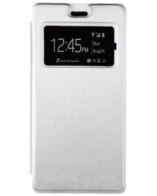 Flip cover pour infinix  Zero 3 - X552 - Blanc