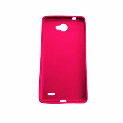 Etui Infinix HOT Note 2 - x600 - Rose profond