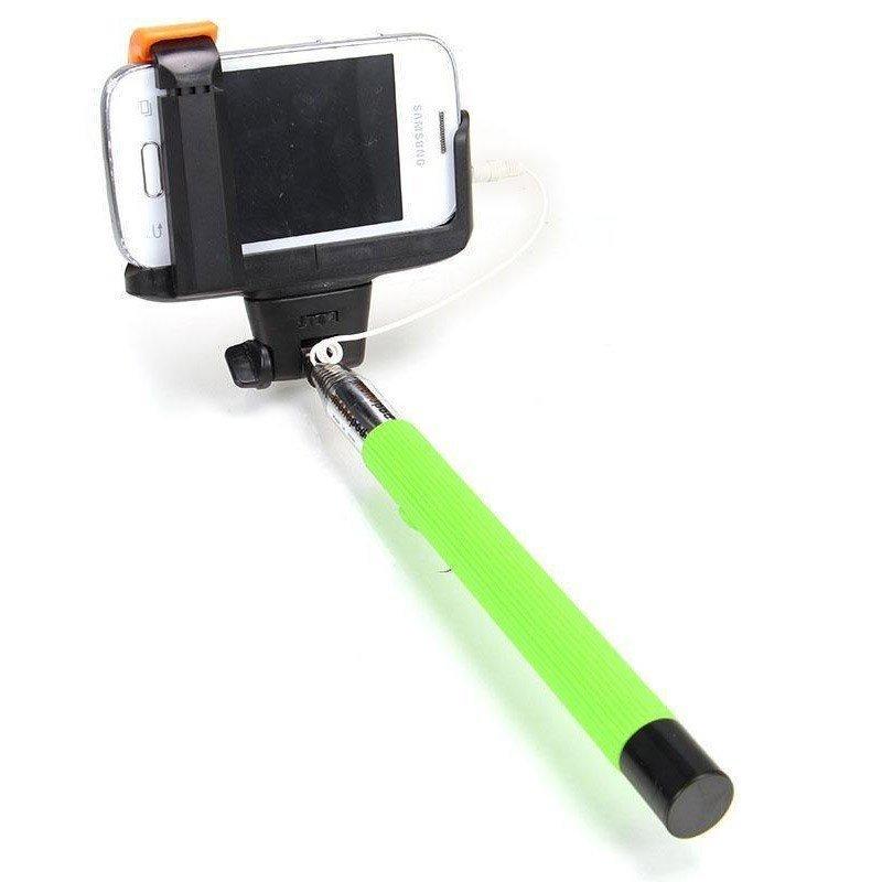 Selfie Monopod iTech Bluetooth - Vert
