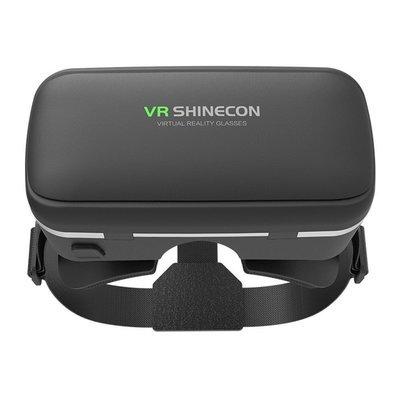 Casque de réalité virtuelle compatible avec Google CardBoard - VR Shinecon SC-G04C