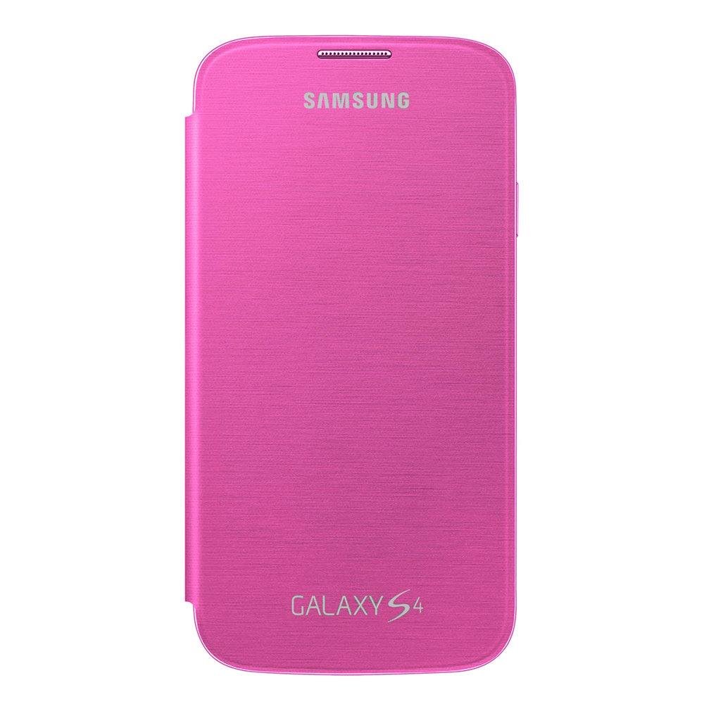 Etui Flip Cover Samsung Galaxy S4 – Fuchsia