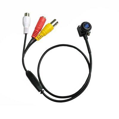 Mini caméra cachée de sécurité avec microphone
