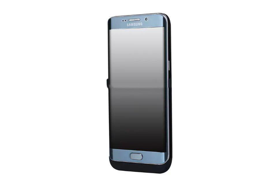 Coque batterie et chargeur rapide pour Samsung Galaxy S6 Edge+