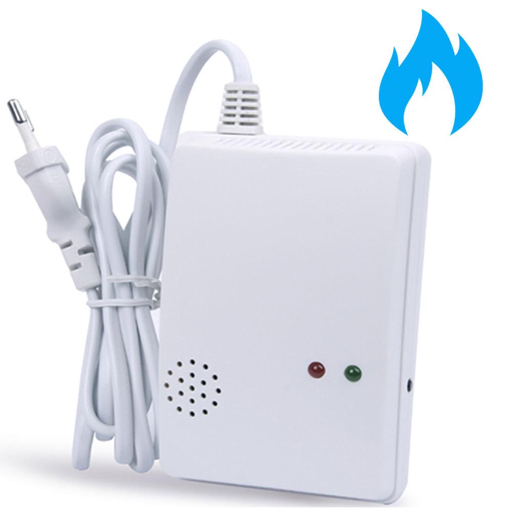 Détecteur de gaz domestique
