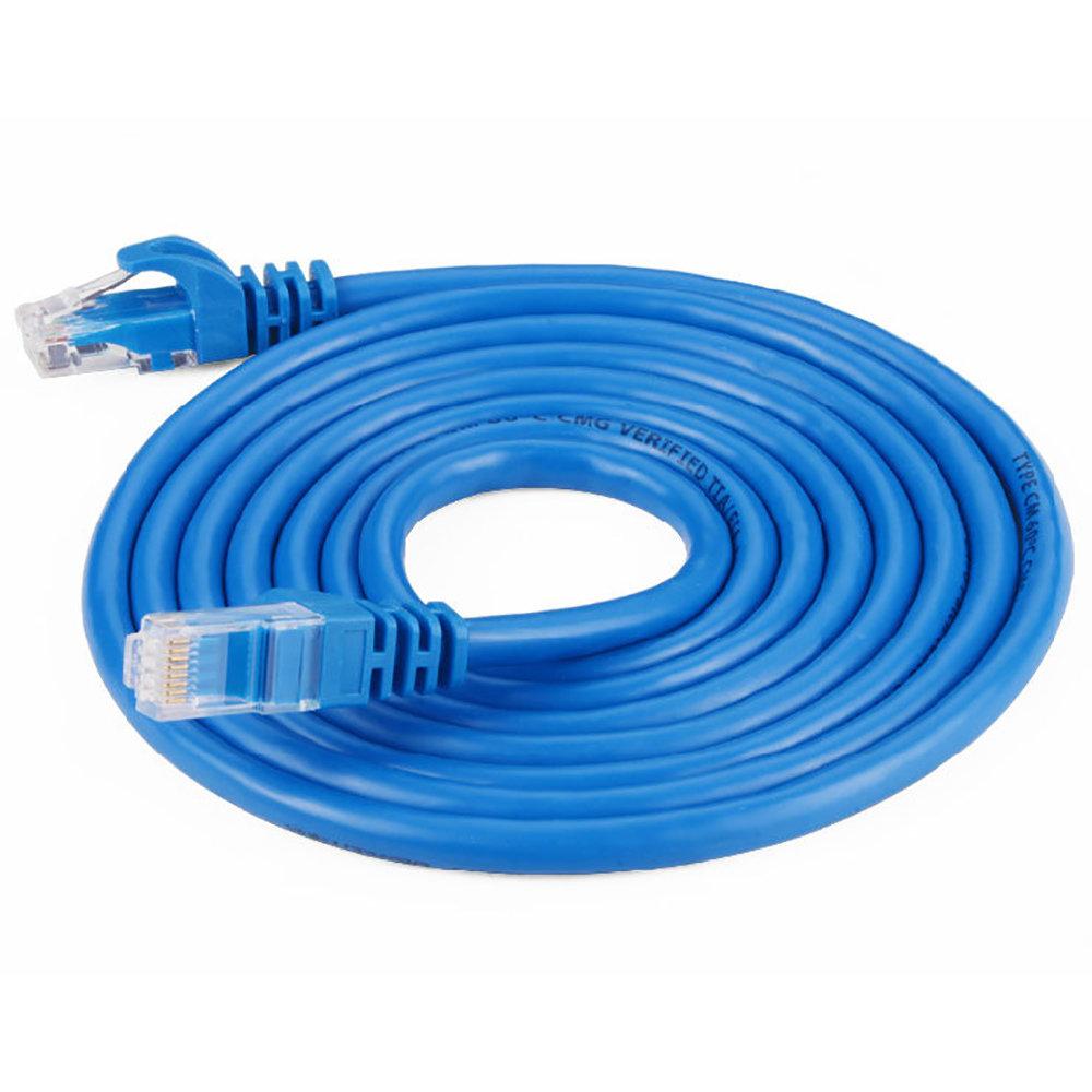 Câble réseau catégorie 6e - 5 mètres