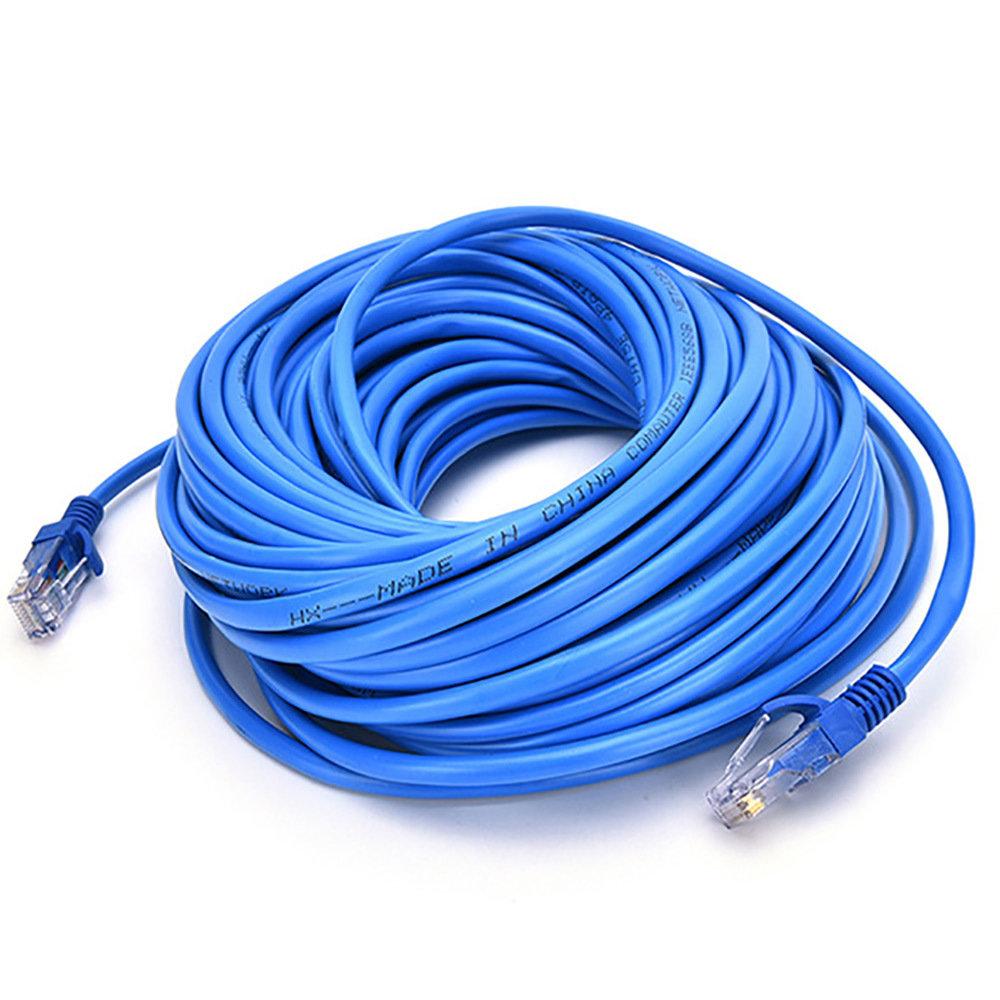 Câble réseau catégorie 6e - 20 mètres