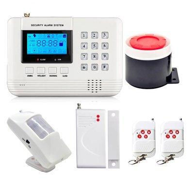 Système d'alarme intelligent à contrôler avec votre smartphone