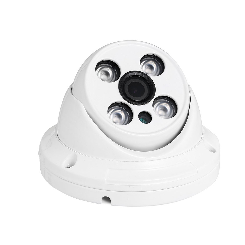 Caméra AHD 1.3MP à 4 LED