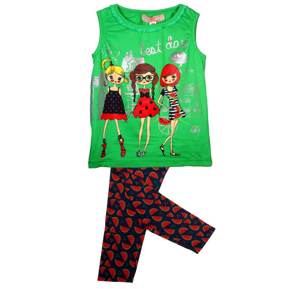 Pyjama 2 pièces 'Best Day' pour fille -Taille 6 ans