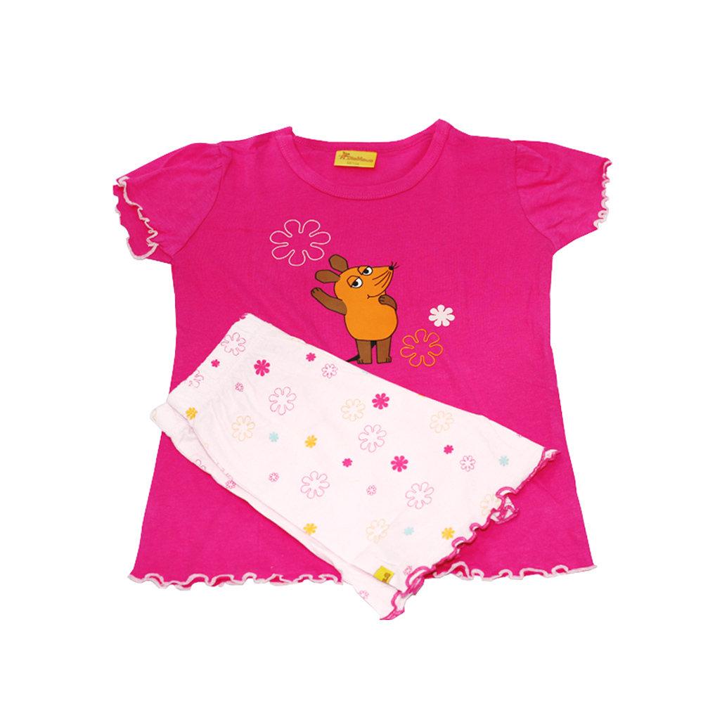Pyjashort 'DieMaus' pour fille - Taille 3-4 ans