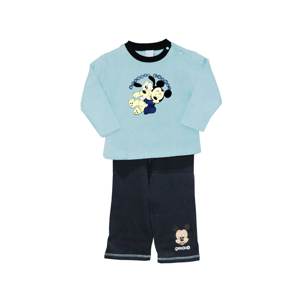 Pyjama 'Mickey' pour garçon 'Disney'- Taille 6-12 mois
