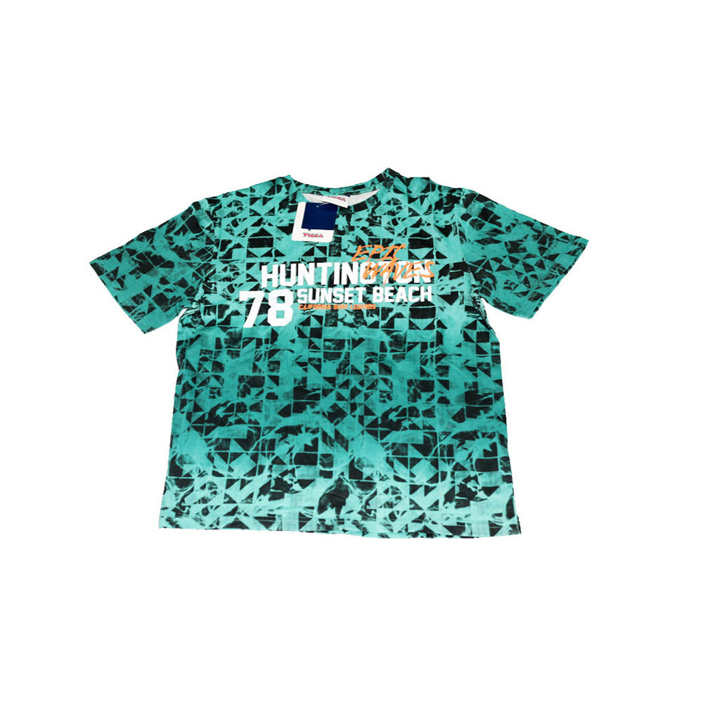 T-shirt 'Huntington' pour garçon 'YIGGA'- Taille 11-12 ans