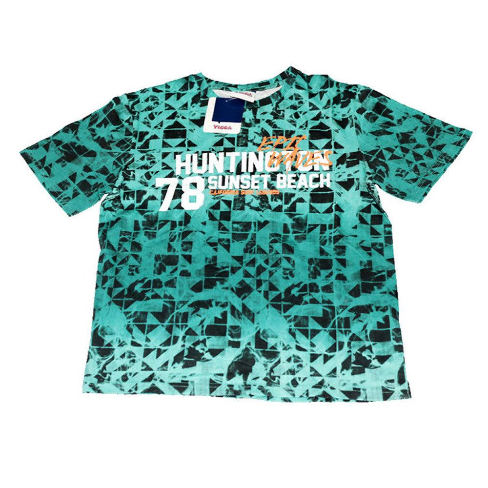 T-shirt 'Huntington' pour garçon 'YIGGA'- Taille 13-14 ans