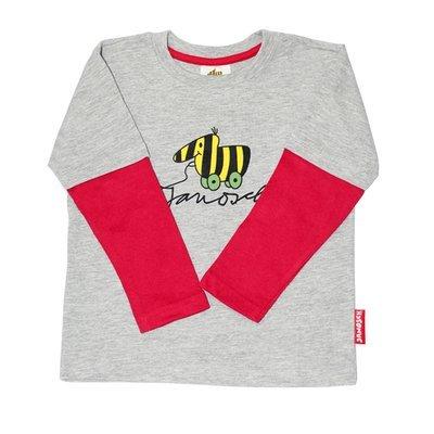 Pull 'Janosch' pour garçon - Taille 5-6 ans