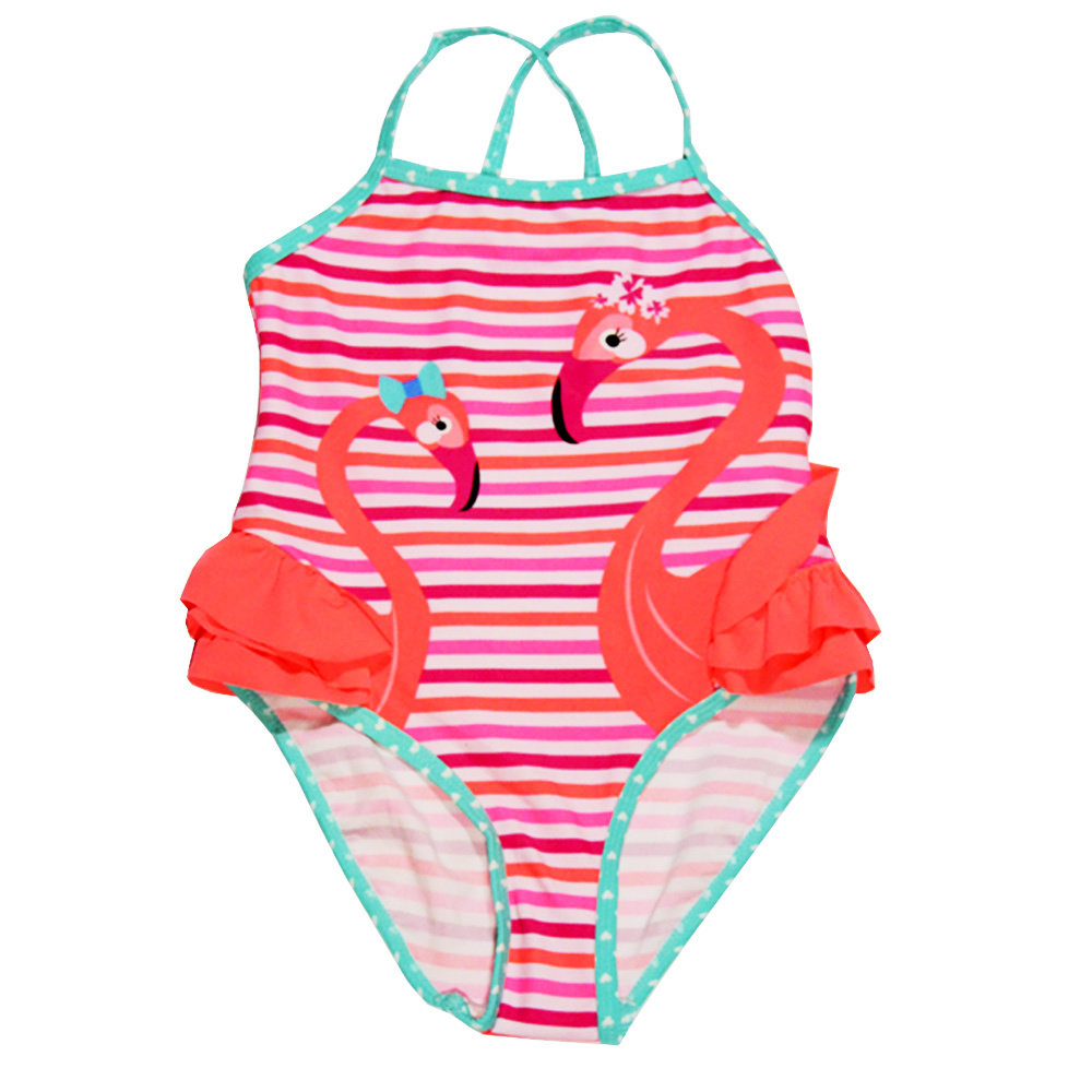 Maillot 'DopoDopo Girl' pour fille - Taille 2-4 ans