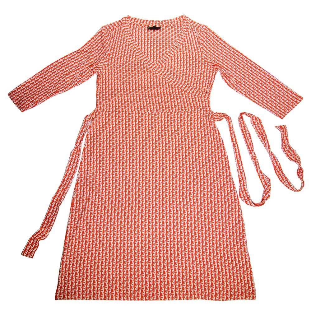 Robe ceinturée pour femme - taille 44