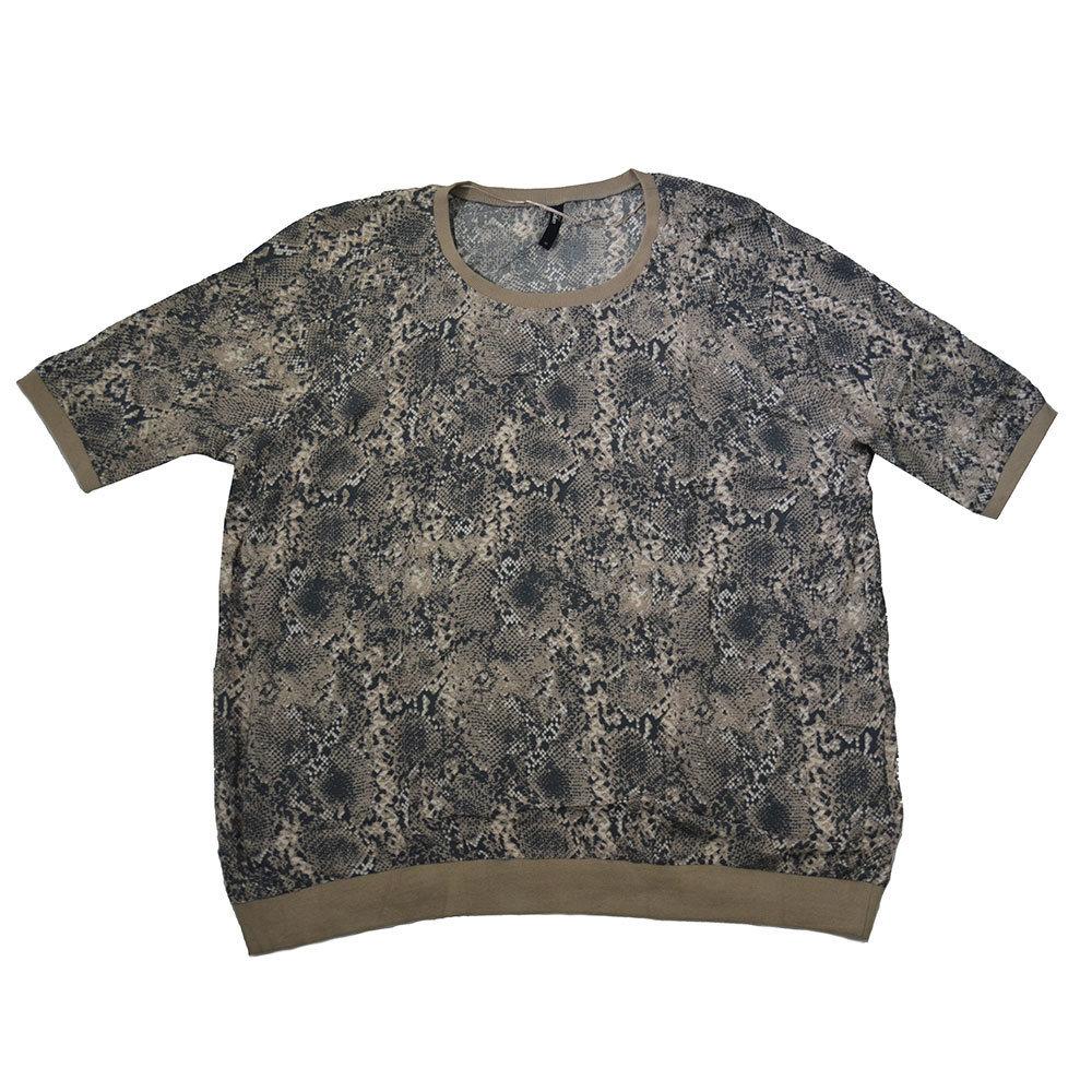 T-shirt 'Maxi Blue' pour femme - Taille 52