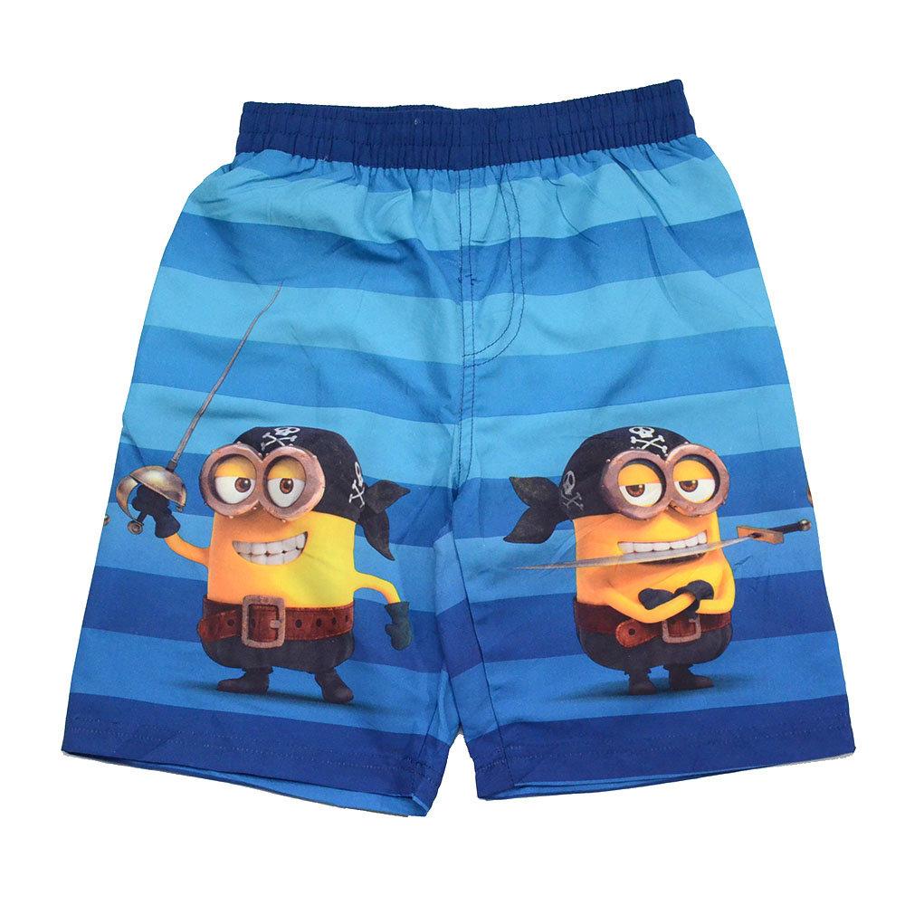 Short 'Minions' pour garçon- Taille 7-8 ans