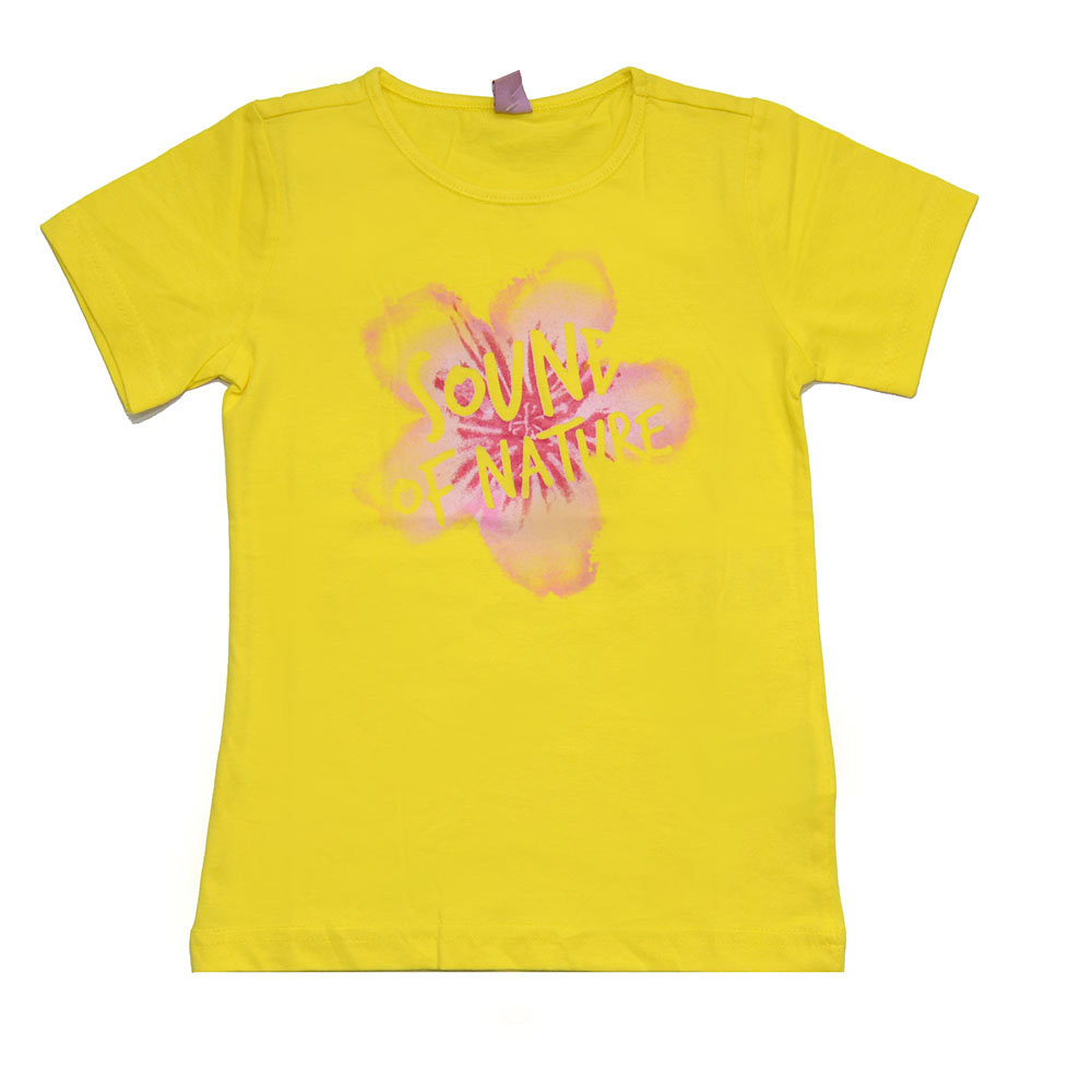 T-shirt 'DopoDopo Girls' pour fille - Taille 5-6 ans