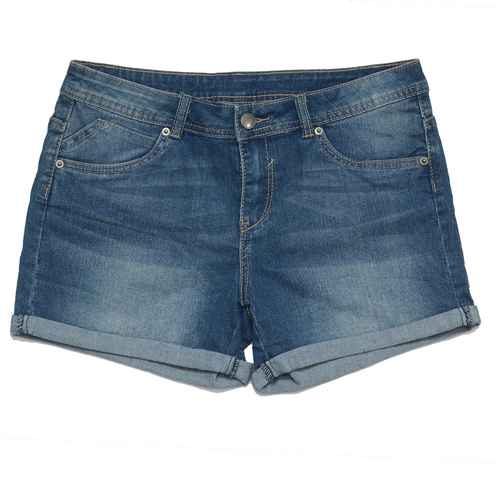 Short Jeans 'Page One Young' pour femme - Taille 14-15 ans