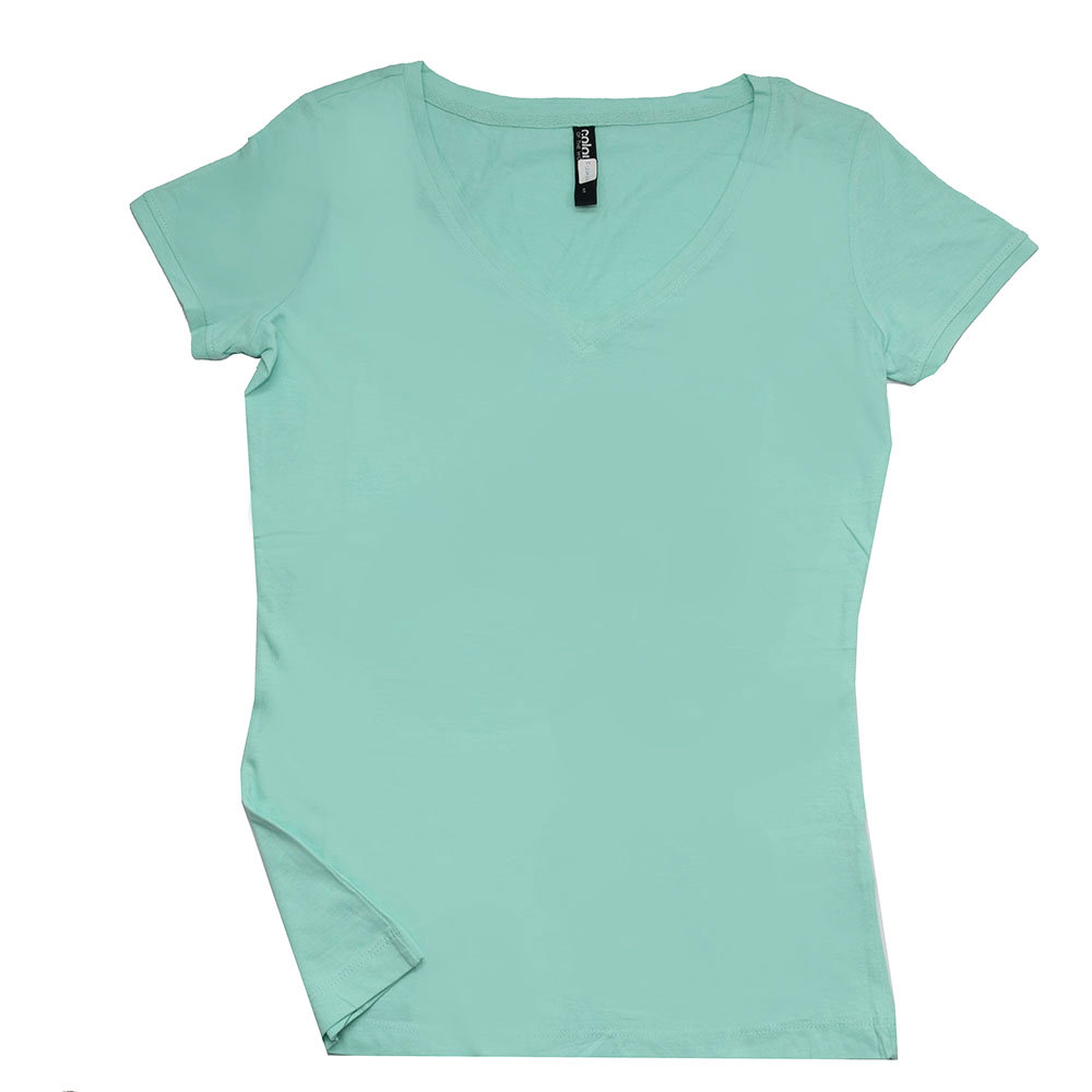 T-shirt 'Colours of the world' pour femme - Taille S