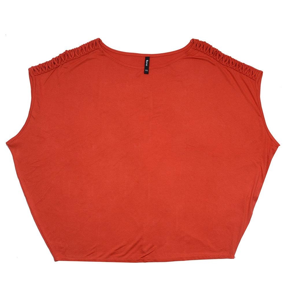 T-shirt 'Flame' pour femme - Taille XXL
