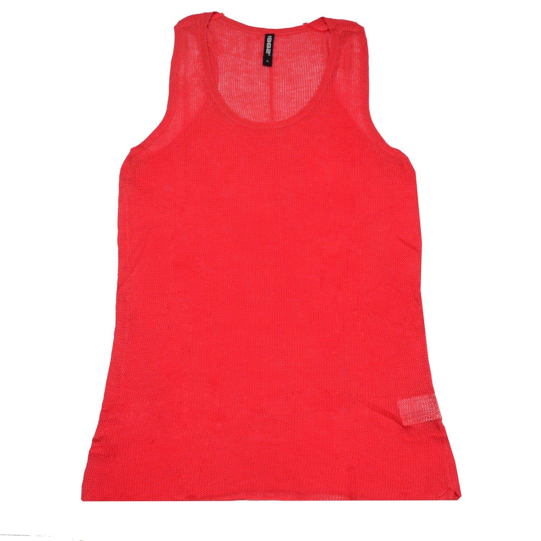 T-shirt '1982' pour femme- Rouge-Taille XL