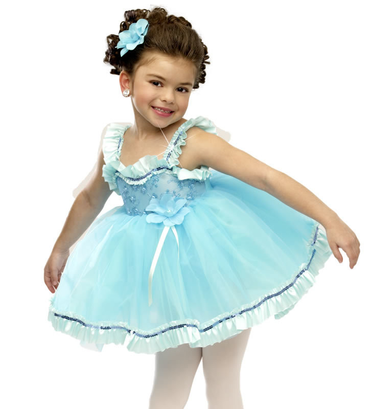 Ruffles And Ribbons BLUE 1 x CXS (3 available)