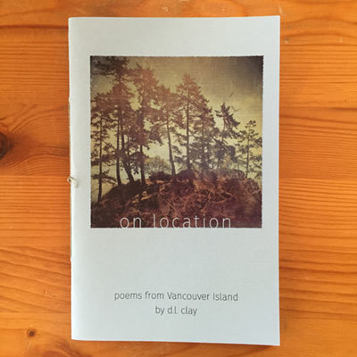 chapbook: on location