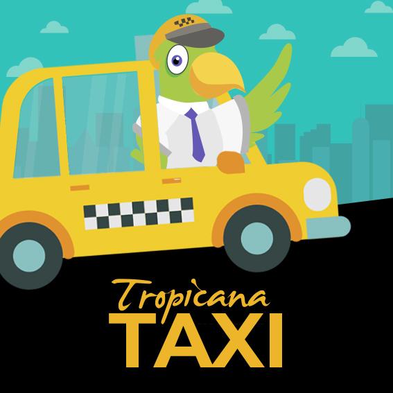 Private Taxi Tropicana 00043