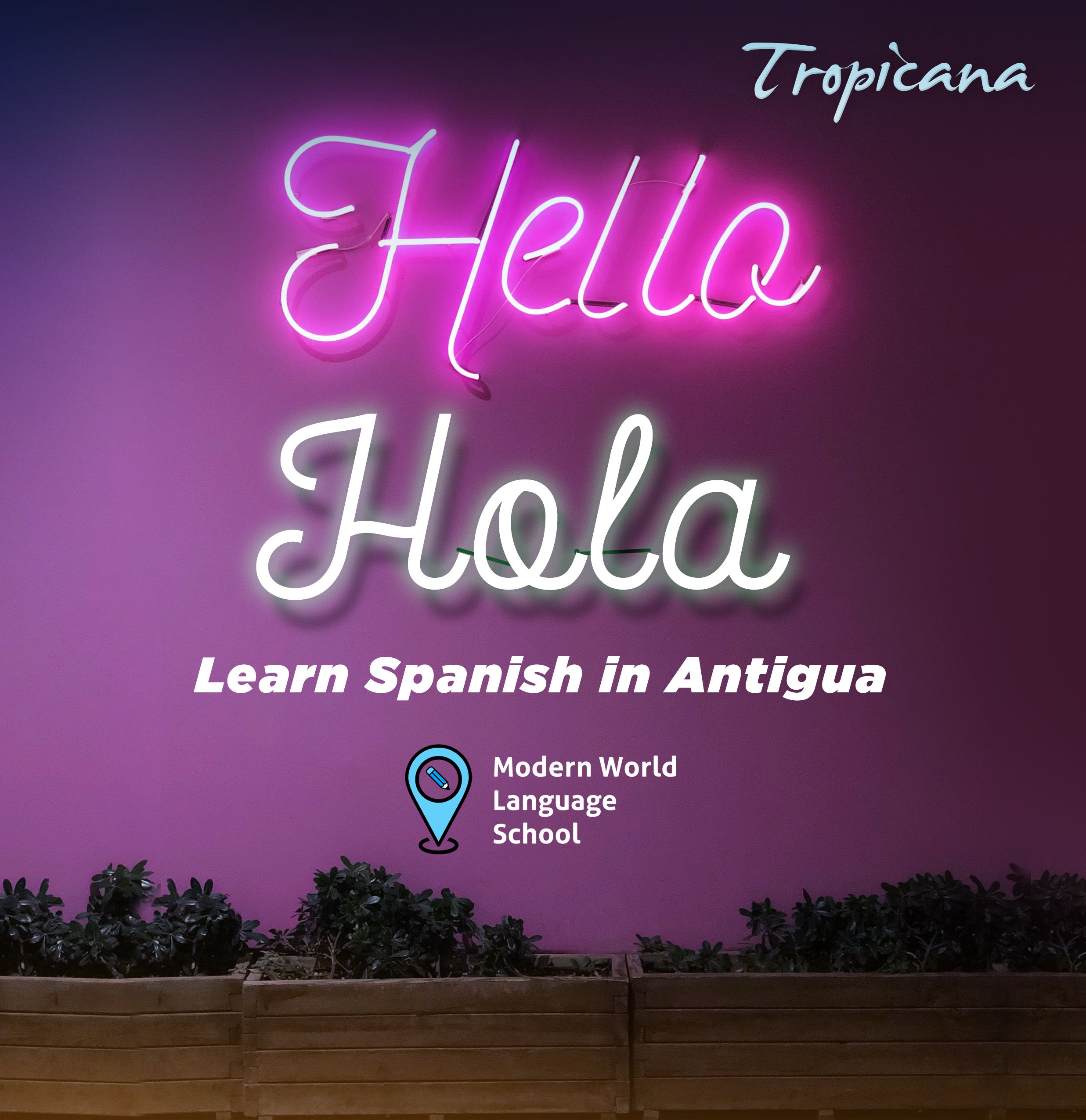 One week Spanish classes in Antigua 00045