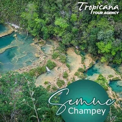 Semuc Champey, Lanquin