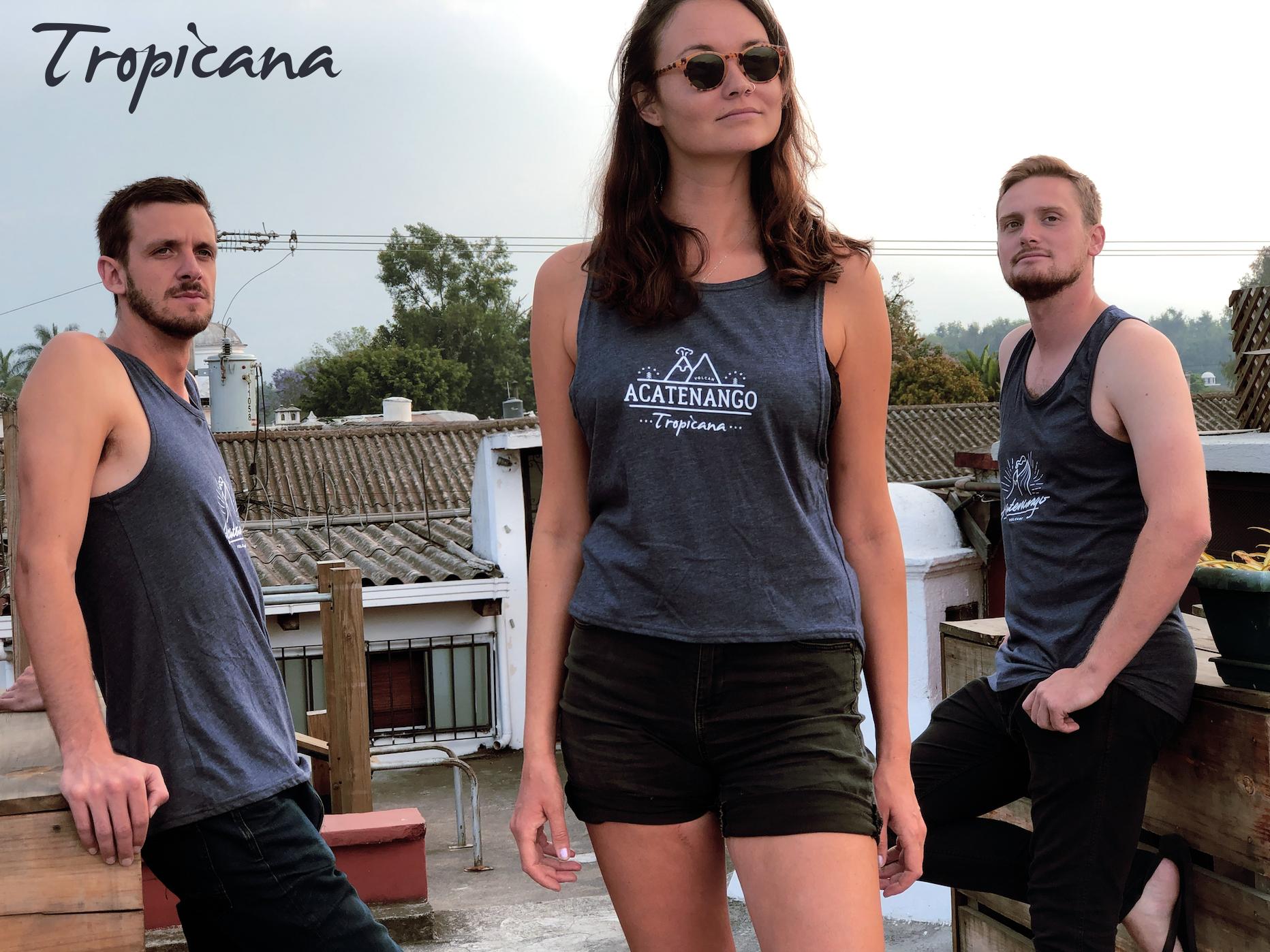 Acatenango T-shirt 00047