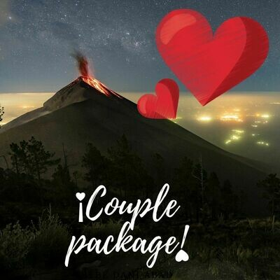 Couple Package Acatenango Trek