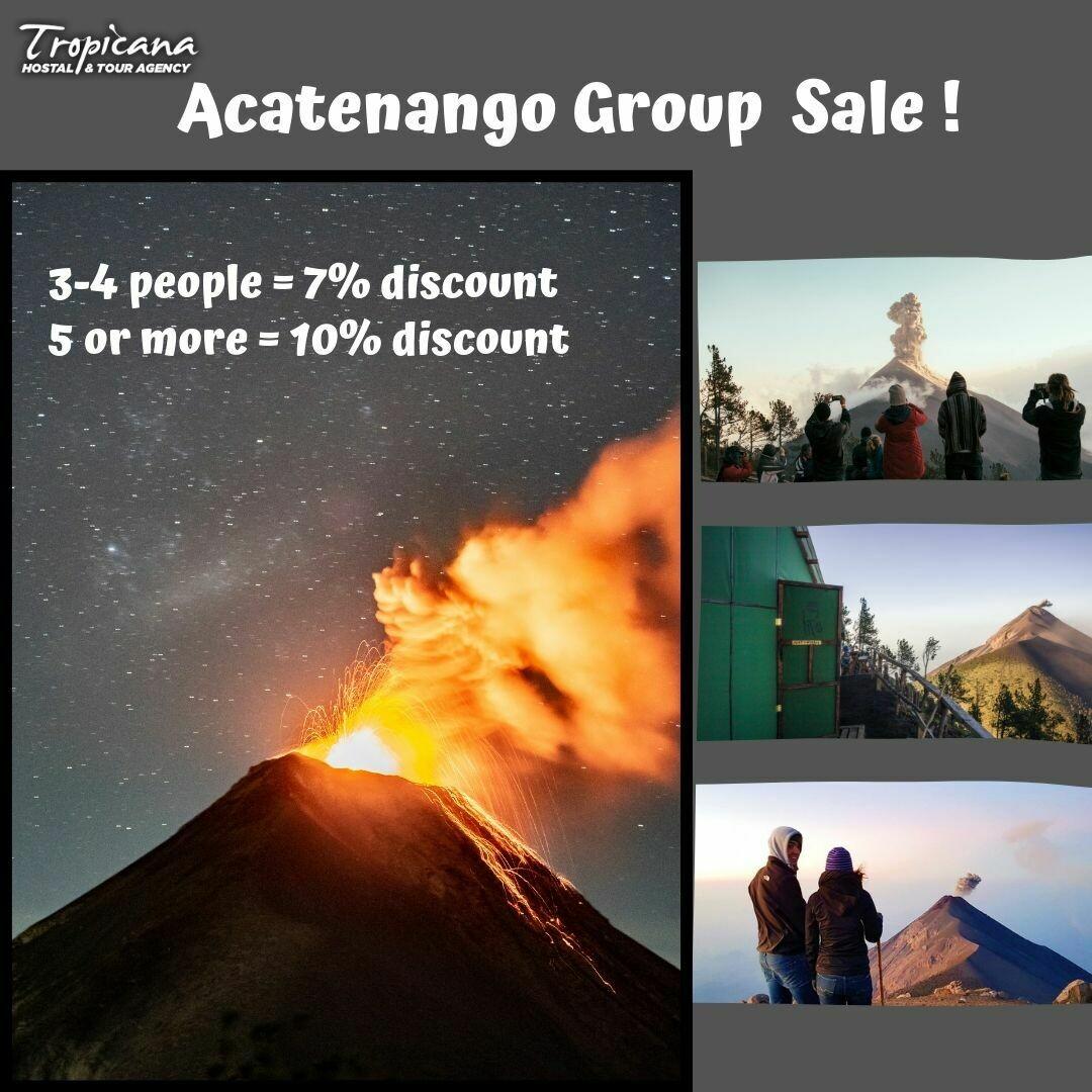 September Sale for Groups
