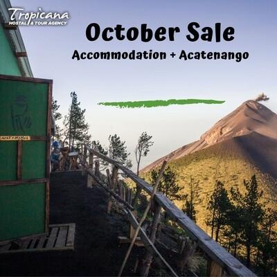 Acatenango and Hostel Sale