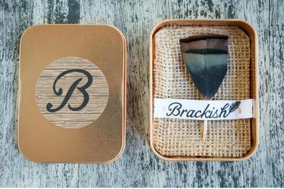 Brackish Classic Pin