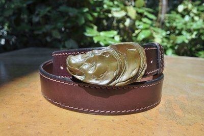 Red Fish Brand Oyster Buckle