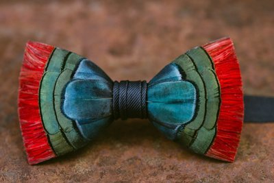Brackish Hemingway Bow Tie