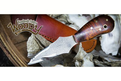 Woody Oyster Knife