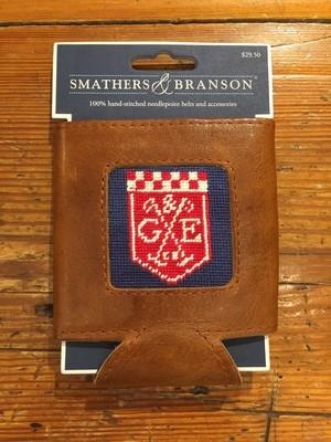 Smathers & Branson Grady Ervin Koozie
