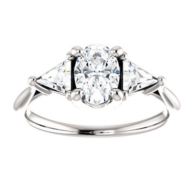 b37aae59f1a 0.78 ct. E/VS1 Round Diamond Engagement Ring - GIA Certified