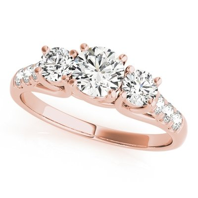 5904aad2c007c 3 Stone Accented Engagement Ring Setting MD82876