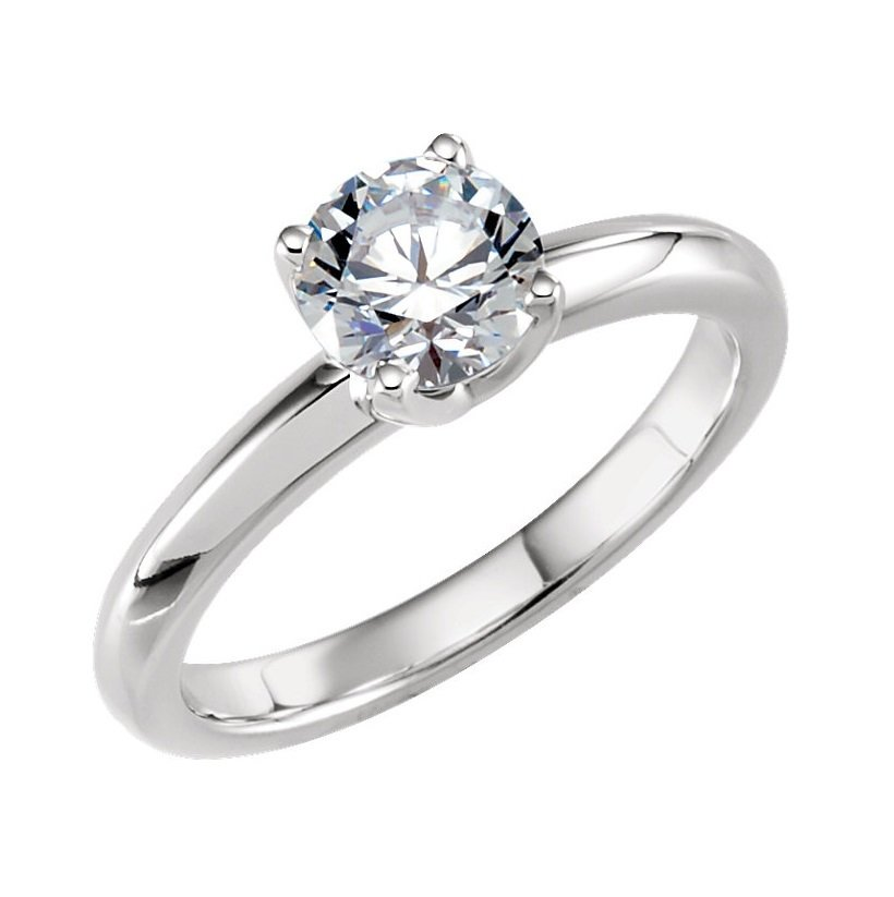 engagement gold ring i in j solitaire v jewellers rings crown c peoples royal white diamond
