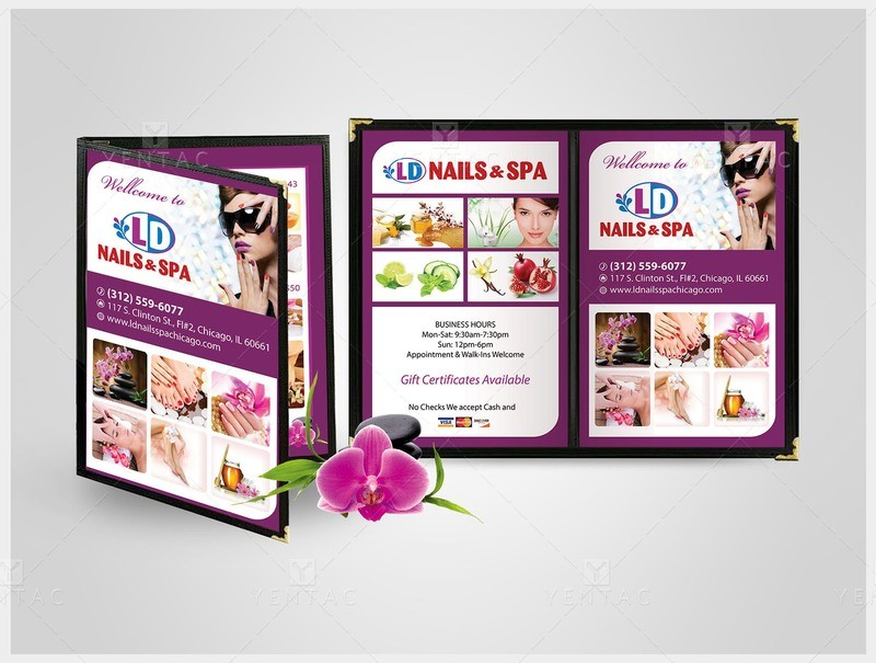 03 - Menu Book - Client ID #5117 LD Brand