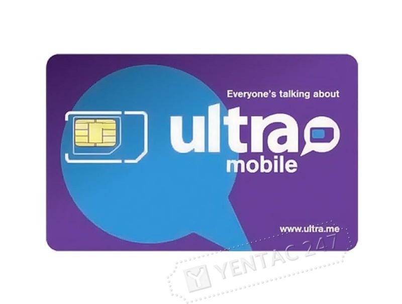 Prepaid Wireless - Ultra Mobile