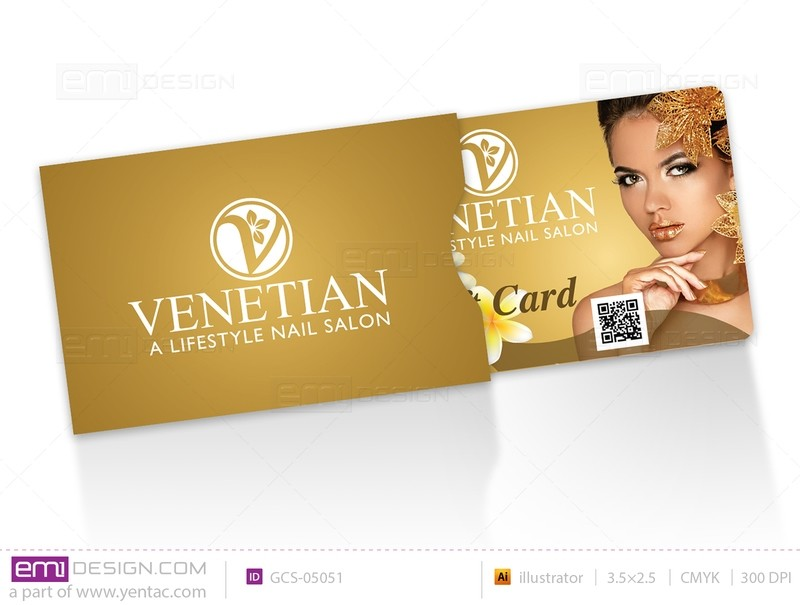 Gift Card Sleeve GCS-05051